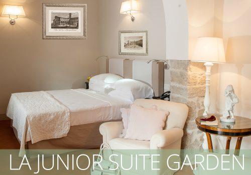 junior suite garden tuscany