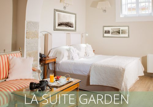 suite garden tuscany