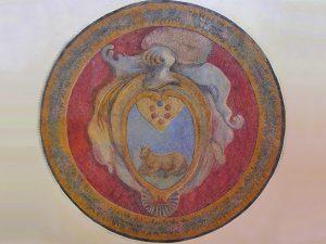 Symbol of story Villa di Piazzano SLH Cortona Tuscany