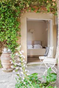 Garden Suites Rooms Villa di Piazzano SLH Luxury Hotel Cortona tuscany