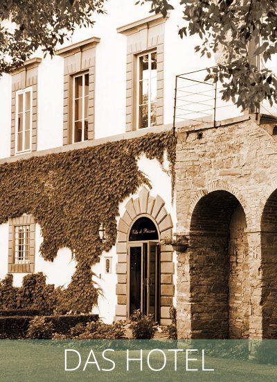 das hotel tuscany