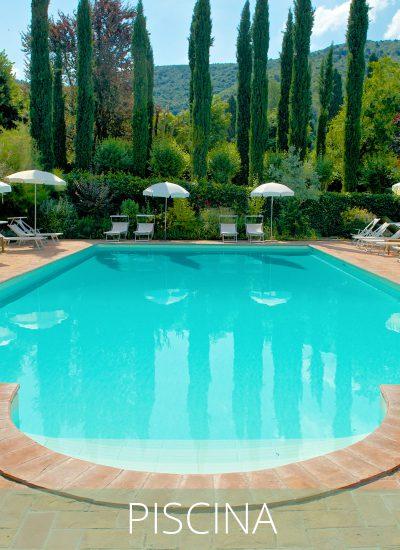piscina hotel toscana