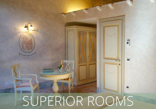 superior room area