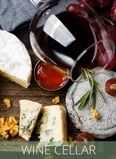 wine cheese marmelade