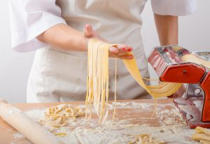 cooking pasta lesson