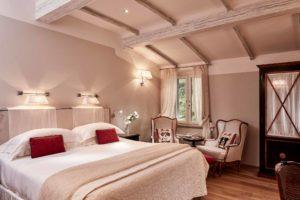 Deluxe Rooms Villa di Piazzano SLH Luxury Hotel Cortona tuscany