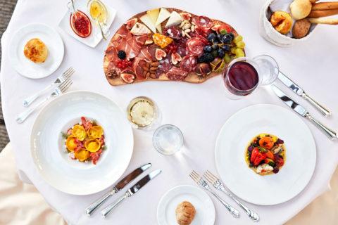 Restaurants Cortona L'Antica Casina di Caccia tuscan cuisine