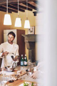 Cooking Class Villa di Piazzano SLH Luxury Hotel Cortona