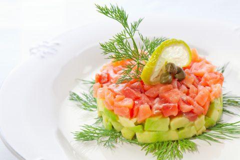 dish food lime