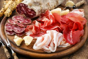 cold cuts cheese