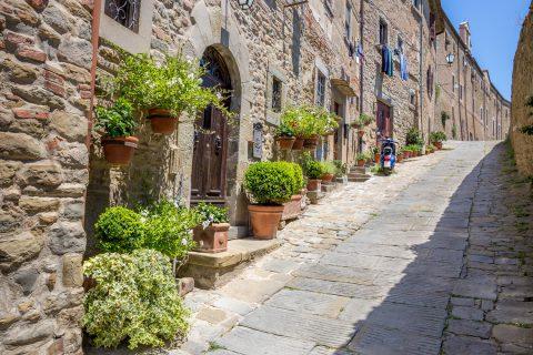 Cortona Tuscany Luxury Hotel Cortona Villa di Piazzano SLH hotel reservations