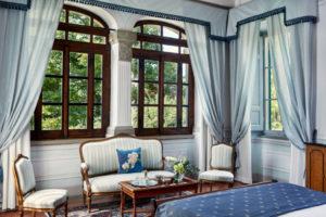 Junior Suite in Villa di Piazzano SLH Luxury Hotel Cortona tuscany