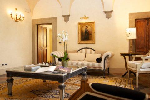 hall hotel sofa