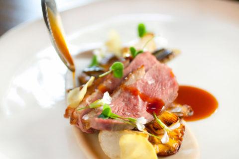 cuisine dish food