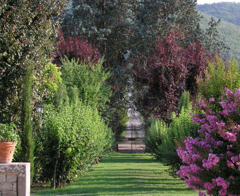 view garden hotel