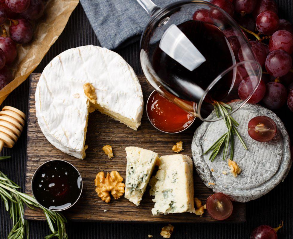 wine cellar cheese