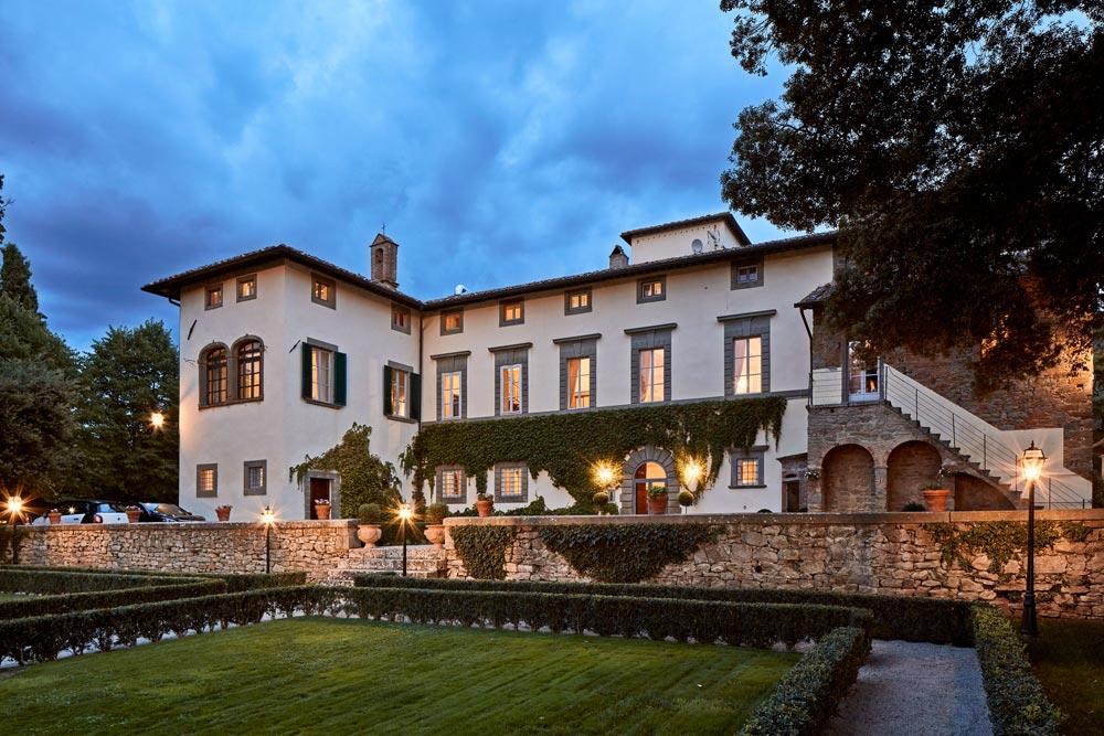 Villa Di Piazzano Restaurant