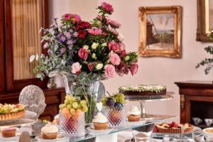 Breakfast Buffet Hotel Villa di Piazzano SLH Luxury Hotel Cortona