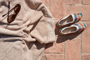 Pool detail Villa di Piazzano SLH Luxury Hotel Cortona tuscany